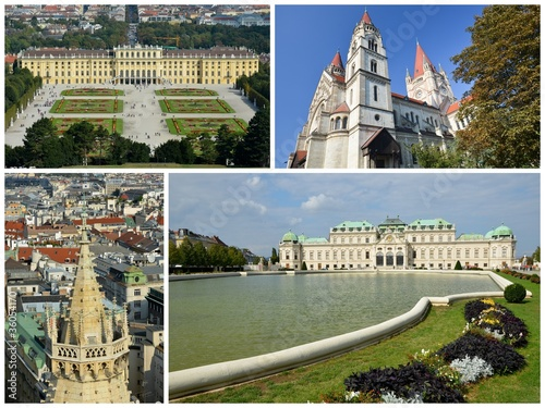 Un tour à Vienne