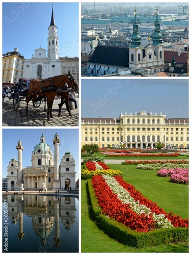 Sortie dans Vienne