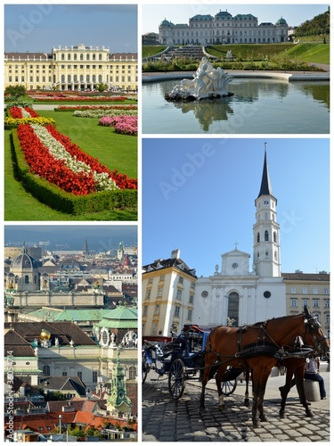 Une promenade dans Vienne