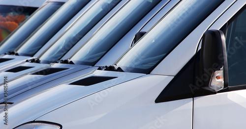 Leinwanddruck Bild windshields