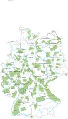 Naturparks Deutschland