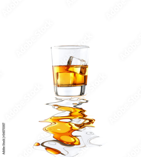 canvas print picture Aperitif