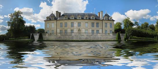 Chateau dans l'eau
