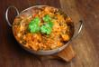 Indian Chicken Saag Massala Curry