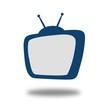 Fernseher farbig