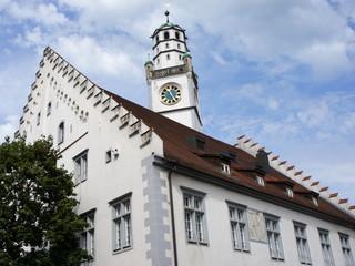 Historische Waaghaus in RAVENSBURG