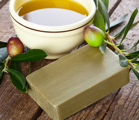 Sapone alle olive