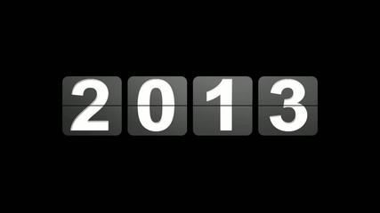 années qui passent 2012