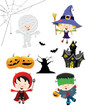 Halloween Kid Set