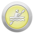"Light Colored Icon (Yellow) ""Kayaking"""