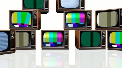 many television