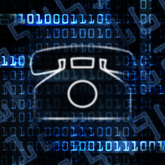 ip phone and binary code