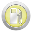 "Light Colored Icon (Yellow) ""Fuel Dispenser"""