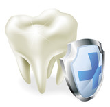 Fototapety Tooth protection concept