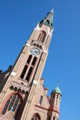 Kirche in Wien Floridsdorf
