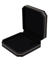 classic expensive opened dark blue lather with golden arnament c