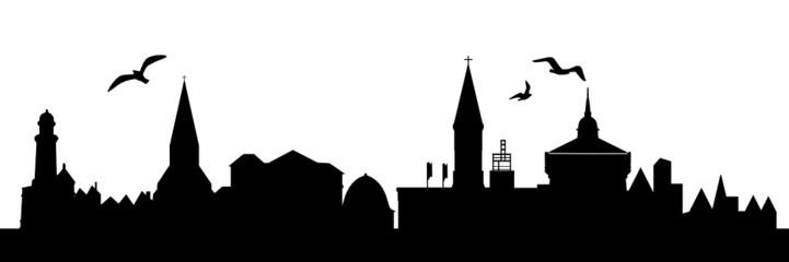 Kieler Skyline