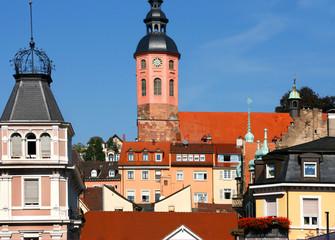 Historische Altstadt, Baden-Baden