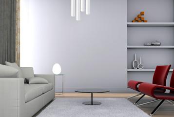 nterno con divani e tappeto