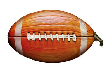 Pumpkin Football