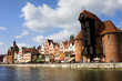 Gdansk Old Town Waterfront