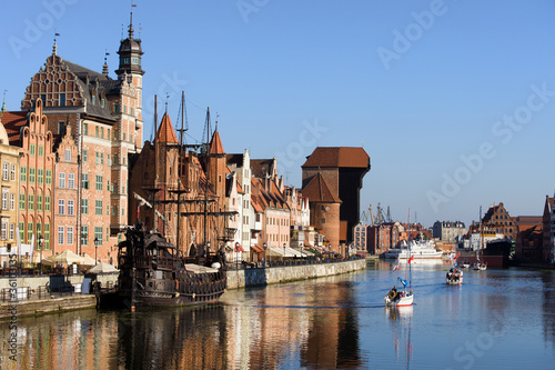Gdansk in Poland © Artur