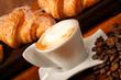 Cappuccino e brioches