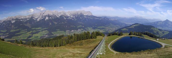 Wilder Kaiser - Kitzbühel Panorama