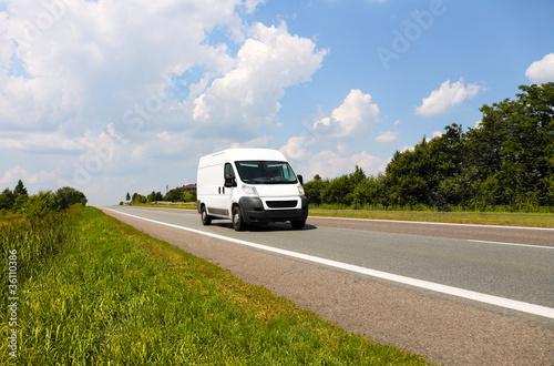 Delivery Van - 36110386