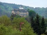 castle in the Vulkan Eifel poster