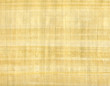 light brown papyrus sheet