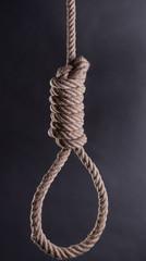 Hi-res hangman's noose