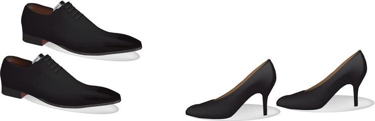 scarpa nera