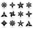 ninja stars - 36120387
