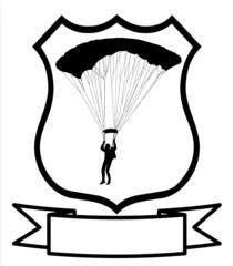 Parachuter Shield