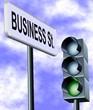 Business street