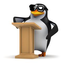 3d Penguin lectures
