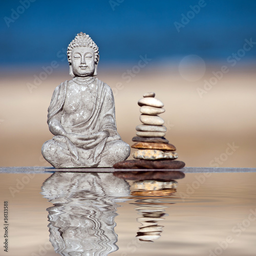 Fototapeten,buddhas,buddhismus,zen,entspannung