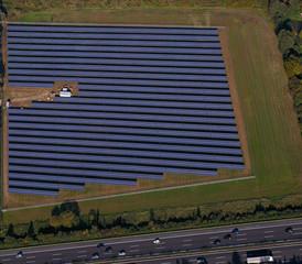 Solar Anlage