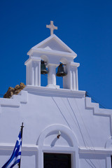 Church in Anafi, Greece