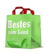 einkaufstüte shopping tüte bestes vom Land