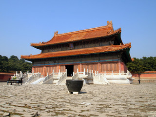 Jingling, Eastern Qing Tombs (China) World Heritage