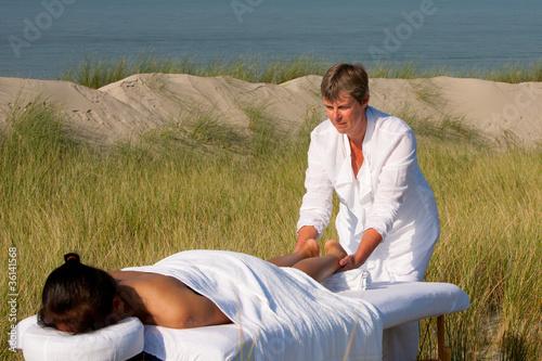 Massage .