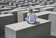 Holocaust Memorial, Berlin, Germany.