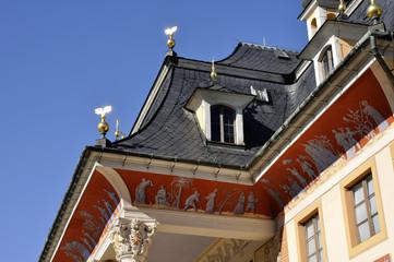 Schloss Pillnitz - Wasserpalais Detail