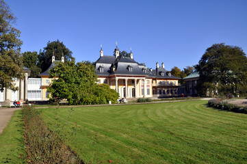 Schloss Pillnitz - Bergpalais