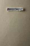 Investment poster