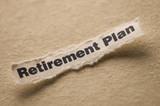 Retirement Plan poster