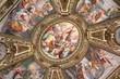 Rome church art - Basilica Santa Maria in Trastevere