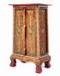 wood carving Cabinet